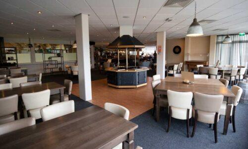 Ontbijten in Sportcentrum Westerschouwen